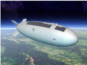 airship image